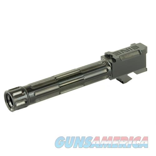 Lantac Lantac Bbl For G19 Fluted Thrd Black 01GBG19THBLK  Non-Guns > Gun Parts > Misc > Rifles
