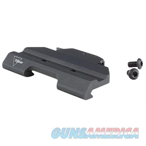 Trijicon Ac12033 1-Piece Base For Acog Mount Quick Release Style Black Finish AC12033  Non-Guns > Iron/Metal/Peep Sights
