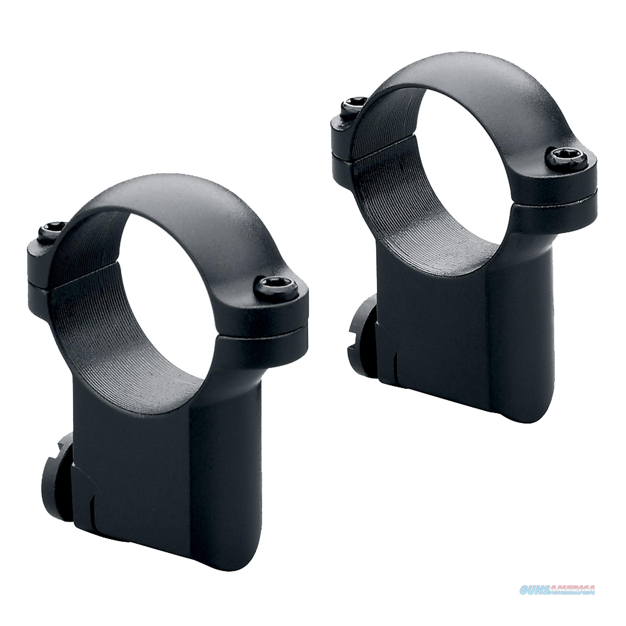 Leupold Rings Rug M77 1 Med Matte 170351  Non-Guns > Scopes/Mounts/Rings & Optics > Mounts > Other