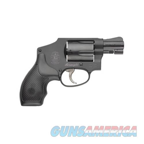 """Smith & Wesson 162810 442 Airweight Double 38 Special 1.875"""" 5 Rd Black Synthetic Grip Black 162810  Guns > Pistols > S Misc Pistols"""