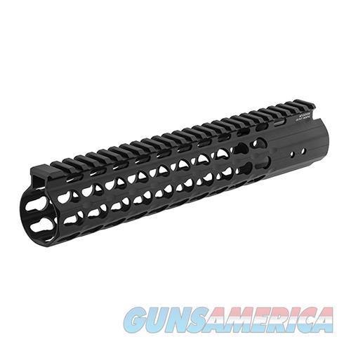 "Leapers Utg Pro Keymod Ar15 10"" Super Slim Free Float Handguard, Black MTU025SSK  Non-Guns > Gun Parts > Misc > Rifles"