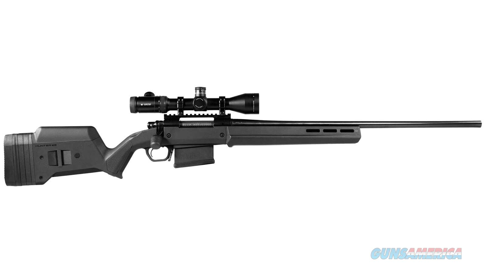 Magpul Industries Corporation Hunter 700 L/A Stock Blk MAG483-BLK  Non-Guns > Gunstocks, Grips & Wood