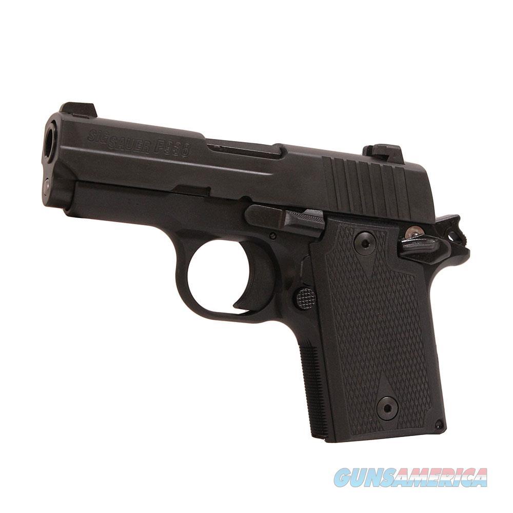 Sig Sauer P938 938-9-B-AMBI  Guns > Pistols > S Misc Pistols