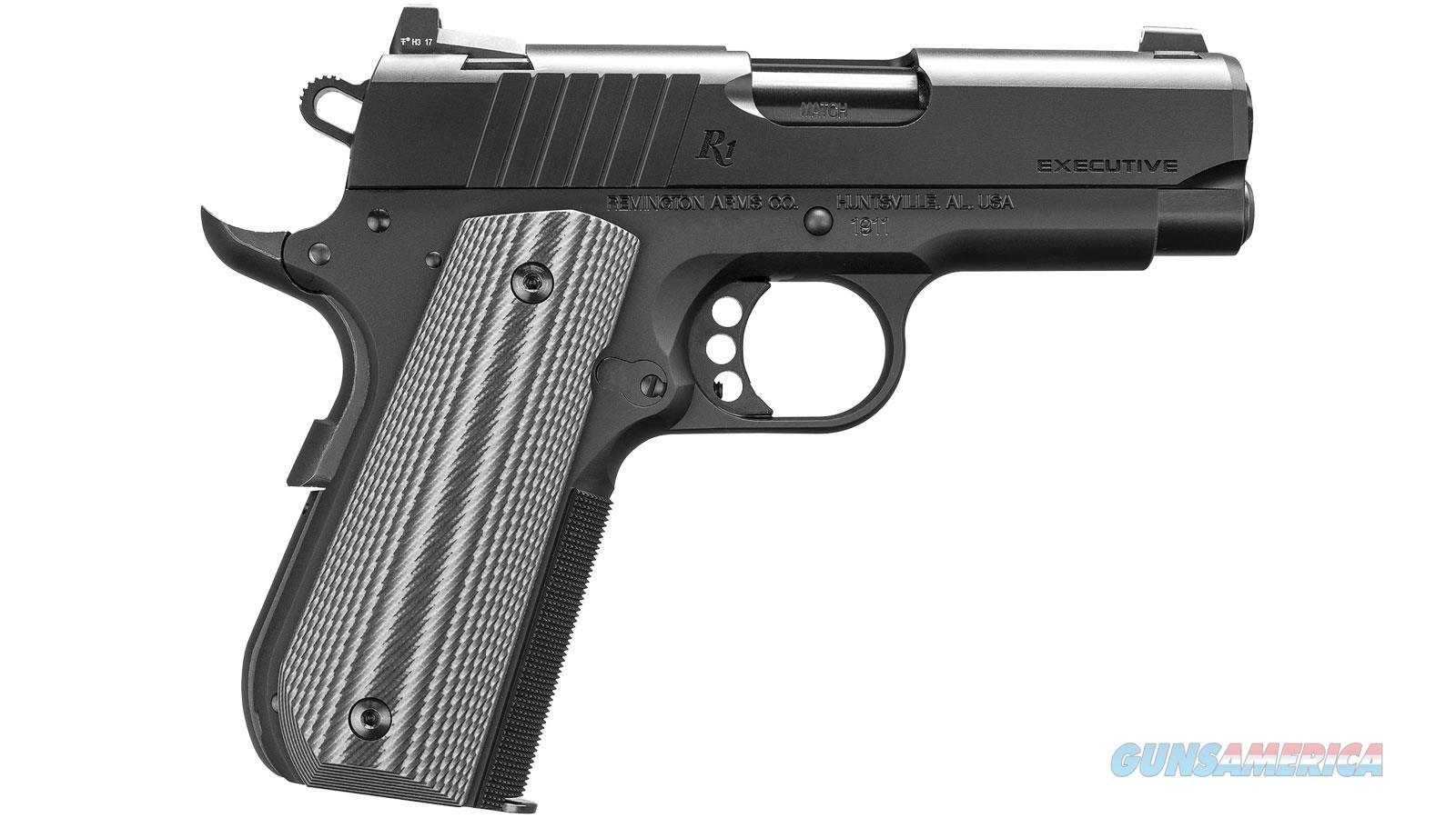 Remington 1911 R1 45Acp 7+1 Ultralight Excu 3.5 96493  Guns > Pistols > R Misc Pistols