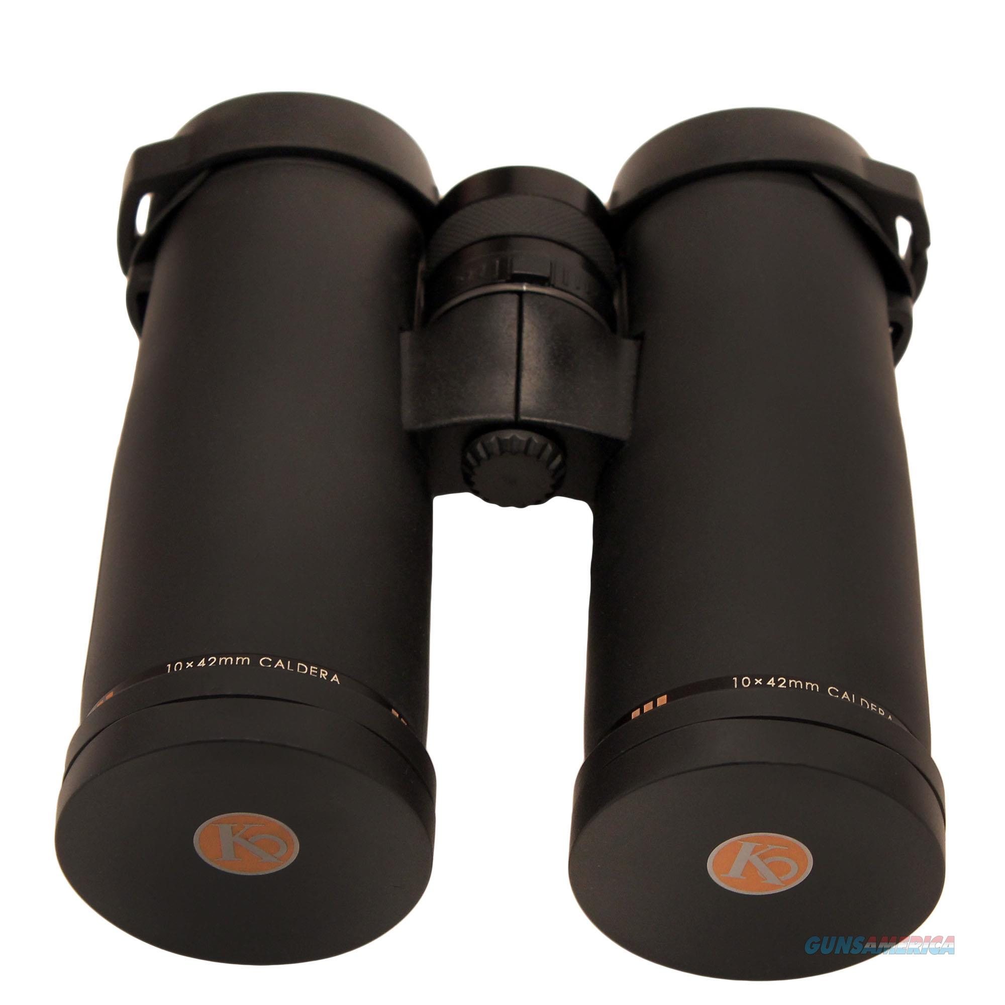 Kruger Optical Calderra Single Hinge Extra Wide Field Of View Binoculars 61311  Non-Guns > Scopes/Mounts/Rings & Optics > Non-Scope Optics > Binoculars