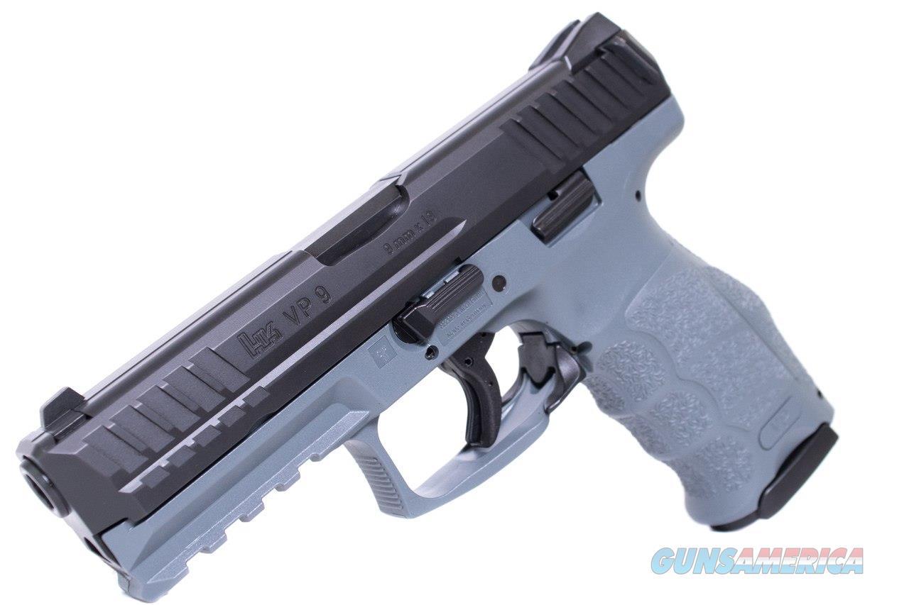 """Hk Vp9 9Mm 4.09"""" Brl Grey M700009GYA5  Guns > Pistols > H Misc Pistols"""