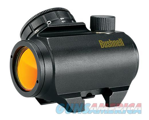 Bushnell Ak731303 Ak Optics Red Dot 1X 25Mm Obj Unlimited Eye Relief 3 Moa Black Matte AK731303  Non-Guns > Iron/Metal/Peep Sights