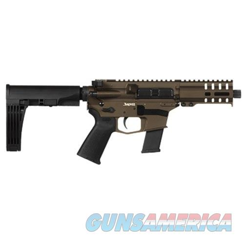 "Cmmg Mkg Banshee Pstl 5"" 45Acp Brz 45A69F2-MB  Guns > Pistols > C Misc Pistols"