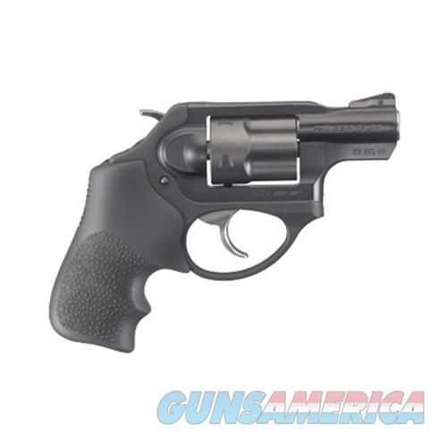 """Ruger 5430 Lcr Lcrx Single/Double 38 Special +P 1.87"""" 5 Rd Black Hogue Tamer Monogrip Grip Black 5430  Guns > Pistols > R Misc Pistols"""