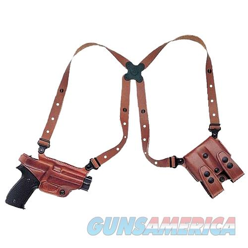 """Galco Mc248 Miami Classic Shoulder Holster System Fits Chest Up To 52"""" Sig P220/226/228/229 Steerhide Tan MC248  Non-Guns > Holsters and Gunleather > Other"""
