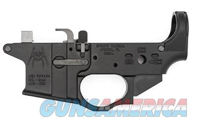 Spikes Tactical Spike's Stripped Lower 9Mm Clt Style STLS910  Guns > Rifles > S Misc Rifles