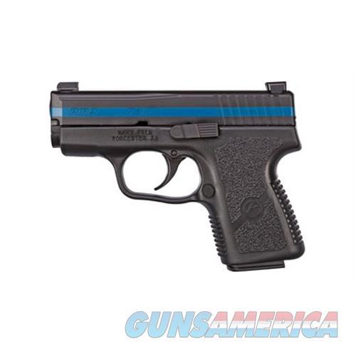 """Kahr Thin Blue Line Pm9 9Mm 3.1"""" 7Rd PM9093TBL  Guns > Rifles > K Misc Rifles"""