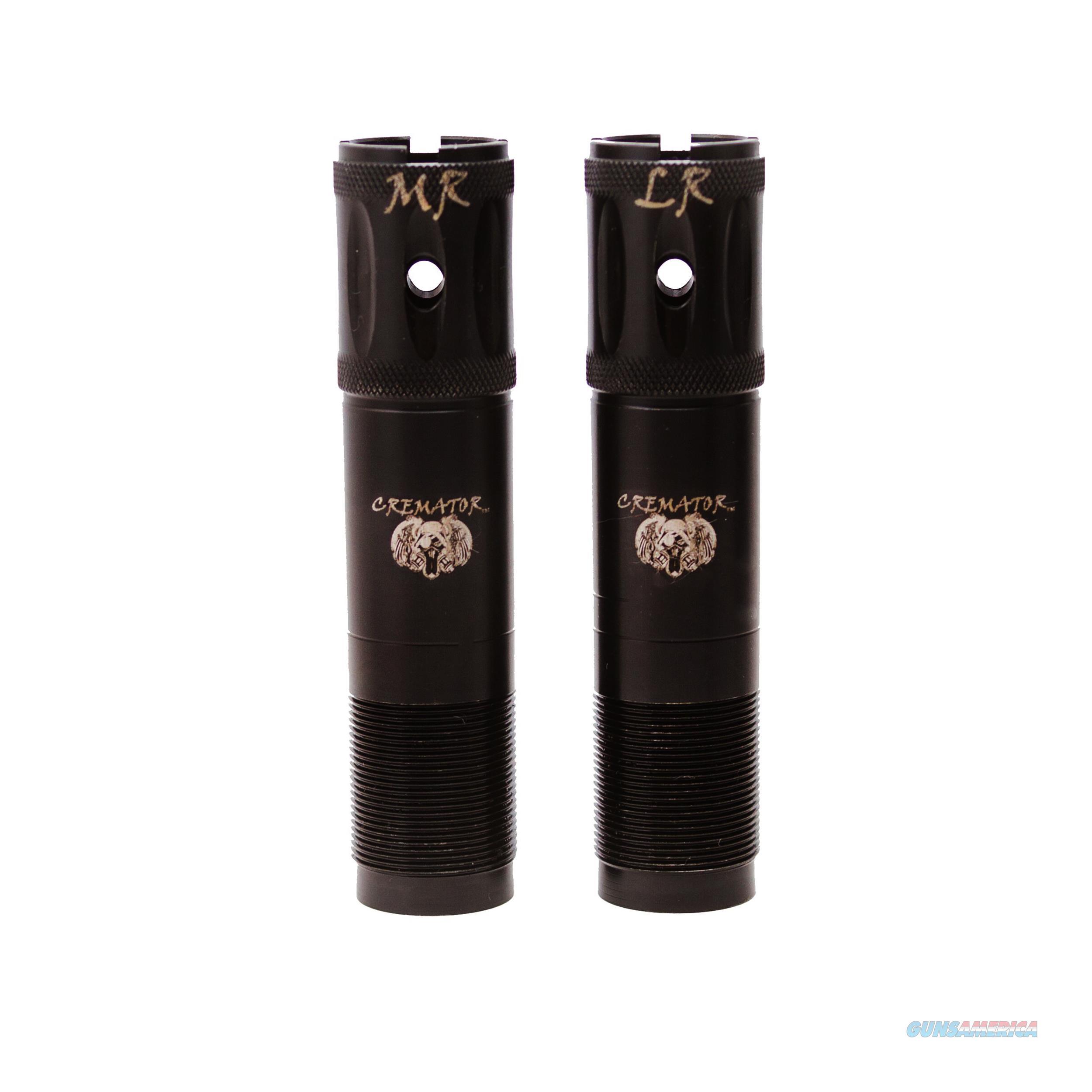 Carlson's Browning Invector Plus Cremator Ported Choke Tube 11492  Non-Guns > Shotgun Sports > Chokes