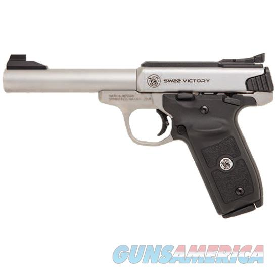 Smith & Wesson Sw22 Victory Target 22Lr 5.5 Bull Ss 10Rd 11536  Guns > Pistols > S Misc Pistols