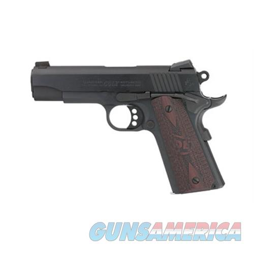 Colt Combat Commander 9Mm 4.25 Blued Novak O4942XE  Guns > Pistols > C Misc Pistols