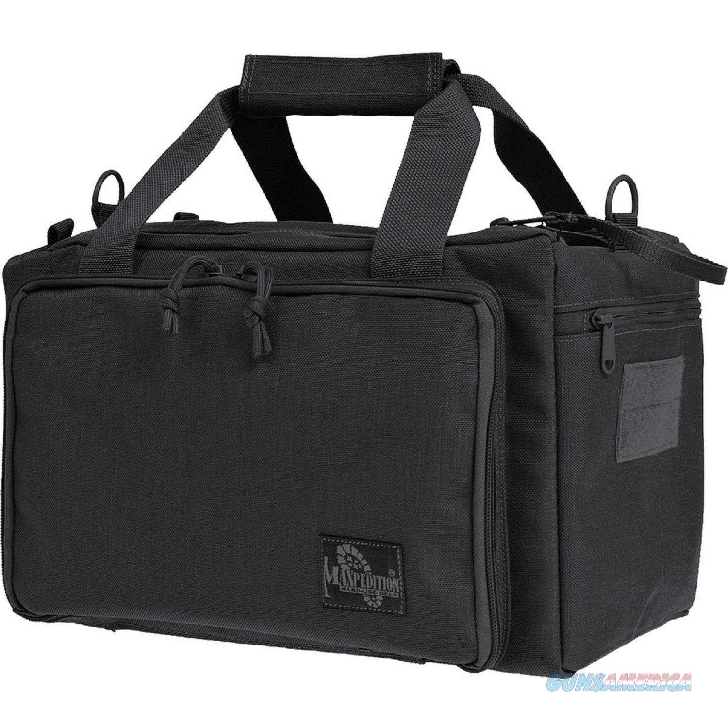 Maxpedition Compact Range Bag Black 0621B  Non-Guns > Gun Cases