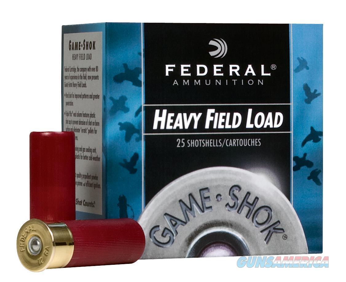 Federal Game Shok 28Ga 2-3/4''  1 Oz #7.5 25/Bx H28975  Non-Guns > Ammunition