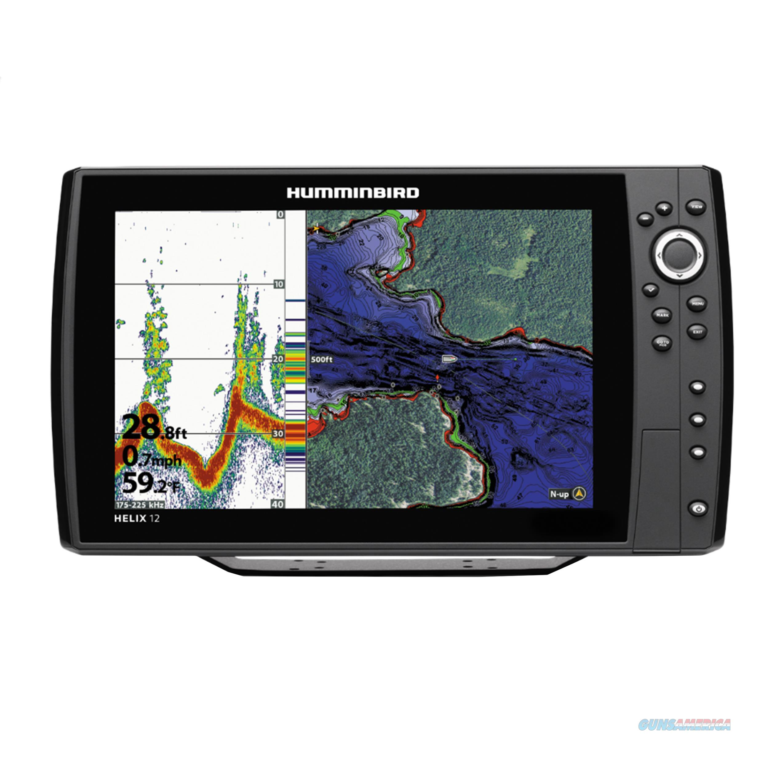 Humminbird Helix 12 410360-1  Non-Guns > Fishing/Spearfishing