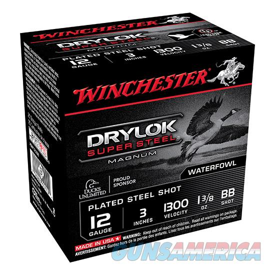 Winchester Super-X Drylok Super Steel Magnum 12Ga 25/10 XSM123BB  Non-Guns > Ammunition