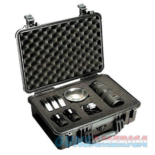 Pelican 1500 Protector Accessory Case Polypropylene Smooth 1500-BLK  Non-Guns > Hunting Clothing and Equipment > Clothing > Non-Camo Outerwear