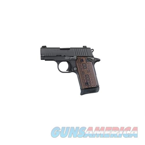 "Sig Sauer Sig P238 380Acp Select 2.7"" Blk 7Rd 238-380-SEL  Guns > Pistols > S Misc Pistols"