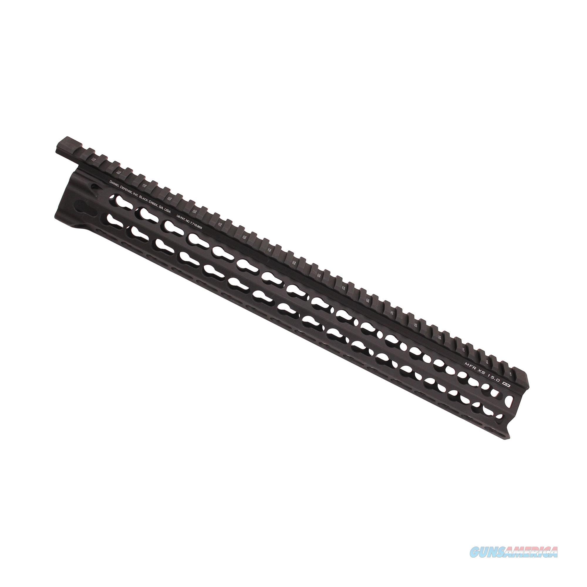 Daniel Defense Mfr Xs Keymod Rail 01-107-16544  Non-Guns > Gun Parts > Tactical Rails (Non-AR)