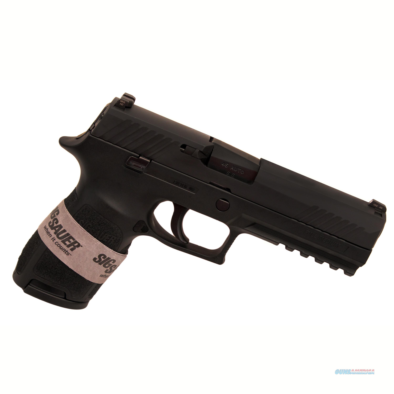 Sig Sauer P320f 320F-45-BSS  Guns > Pistols > S Misc Pistols