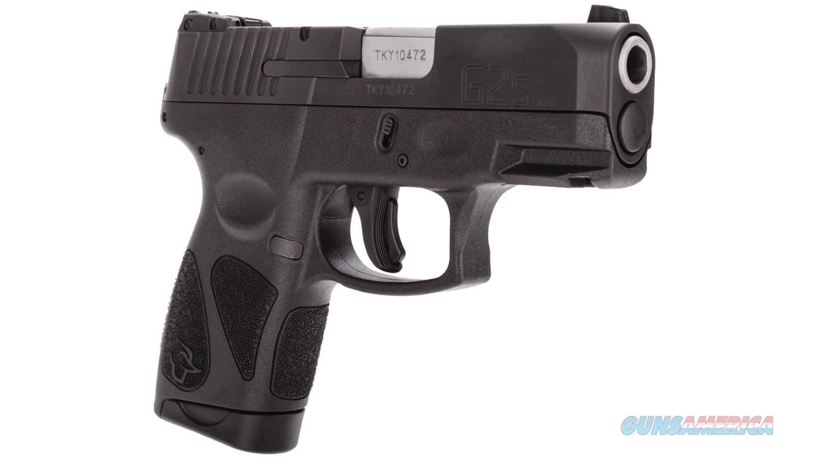 "Taurus G2s 9Mm Blk/Blk 3.2"" 2/7Rd 1-G2S931  Guns > Pistols > TU Misc Pistols"