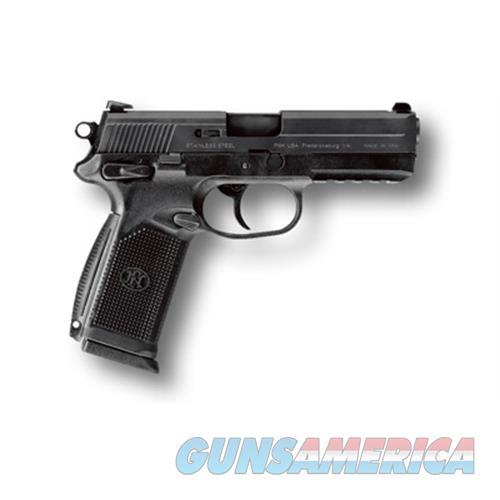 "Fn Manufacturing Fn Fnx-45 4.5"" Blk 3 Mag Ms 10Rd 66961  Guns > Pistols > F Misc Pistols"