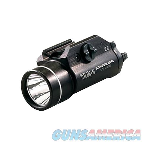Streamlight 69110 Tlr-1 Rail Mounted Flashlight Led 300 Lm Cr123a (2) Alum Black 69110  Non-Guns > Tactical Equipment/Vests