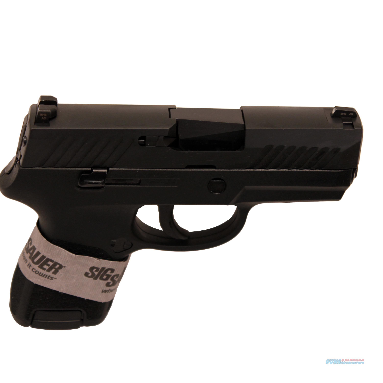 Sig Sauer P320sc 320SC-9-BSS  Guns > Pistols > S Misc Pistols