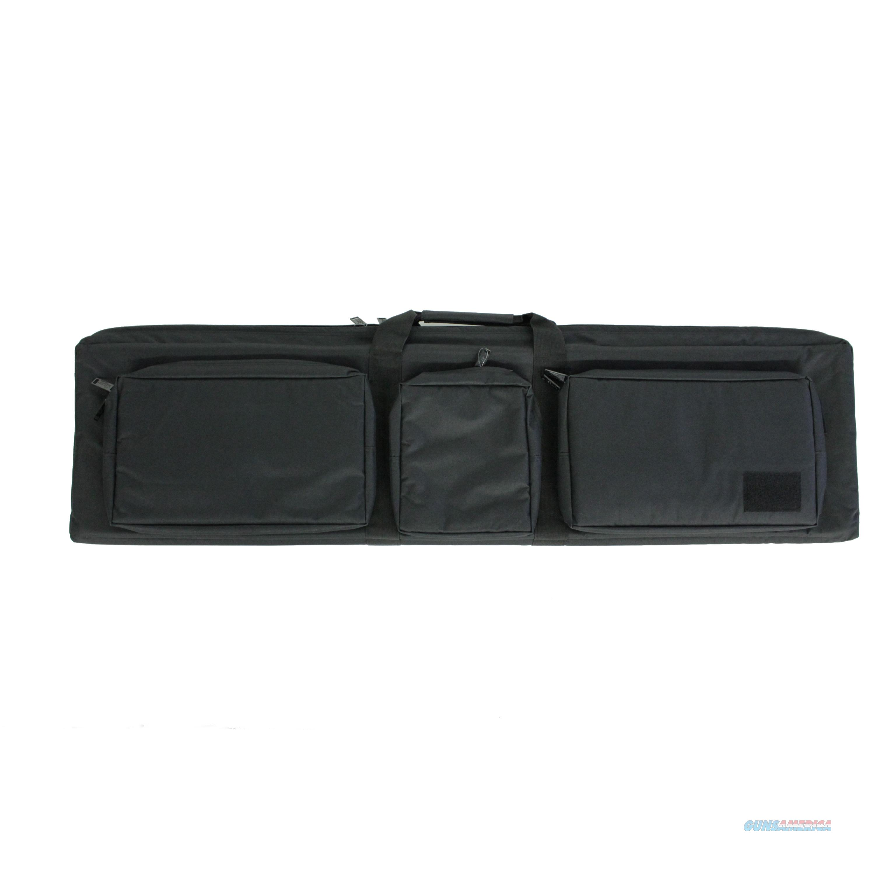 "Us Peacekeepers 3-Gun Case 48"" Black P30049  Non-Guns > Gun Cases"