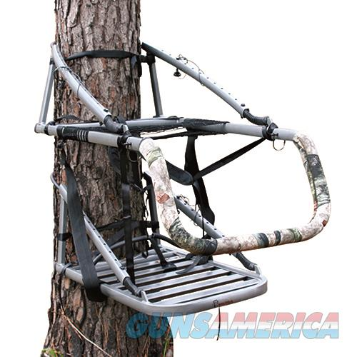 Millennium Ol Man Grand Alumalite Cts Climbing Stand Com-27 O-027-00  Non-Guns > Hunting Clothing and Equipment > Tree Stands