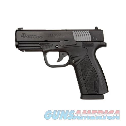 "Bersa Bersa Bp Cc 380 3.2"" 8Rd Matte BP380MCC  Guns > Pistols > Bersa Pistols"