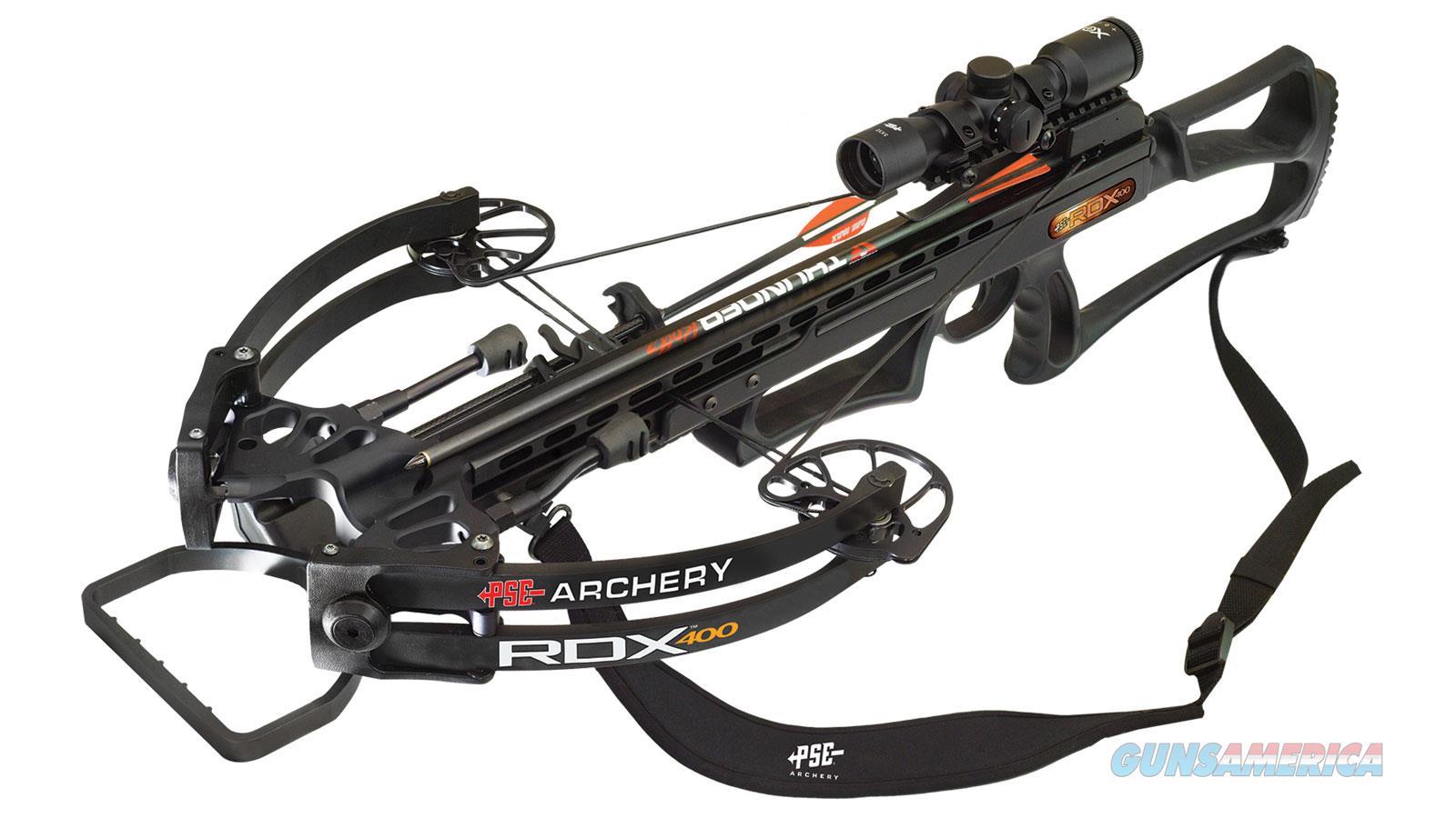 Pse Archery Rdx 400 Bk 01275BK  Non-Guns > Archery > Bows > Crossbows