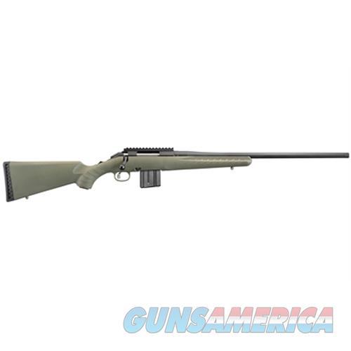 Ruger American Predator 6.5Gren Moss Grn 10Rd Ar 26922  Guns > Rifles > R Misc Rifles