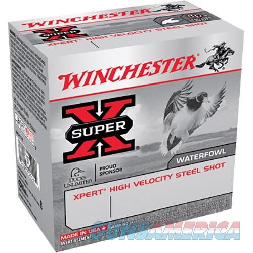 Winchester Super-X Xpert Hv Steel 12Ga 2.75'' 1-1/16Oz #3 25/Bx WEX123  Non-Guns > Ammunition