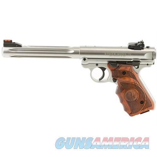 """Ruger Mrk Iv Hunt 22Lr 6.9"""" Stn 10Rd 40160  Guns > Pistols > R Misc Pistols"""