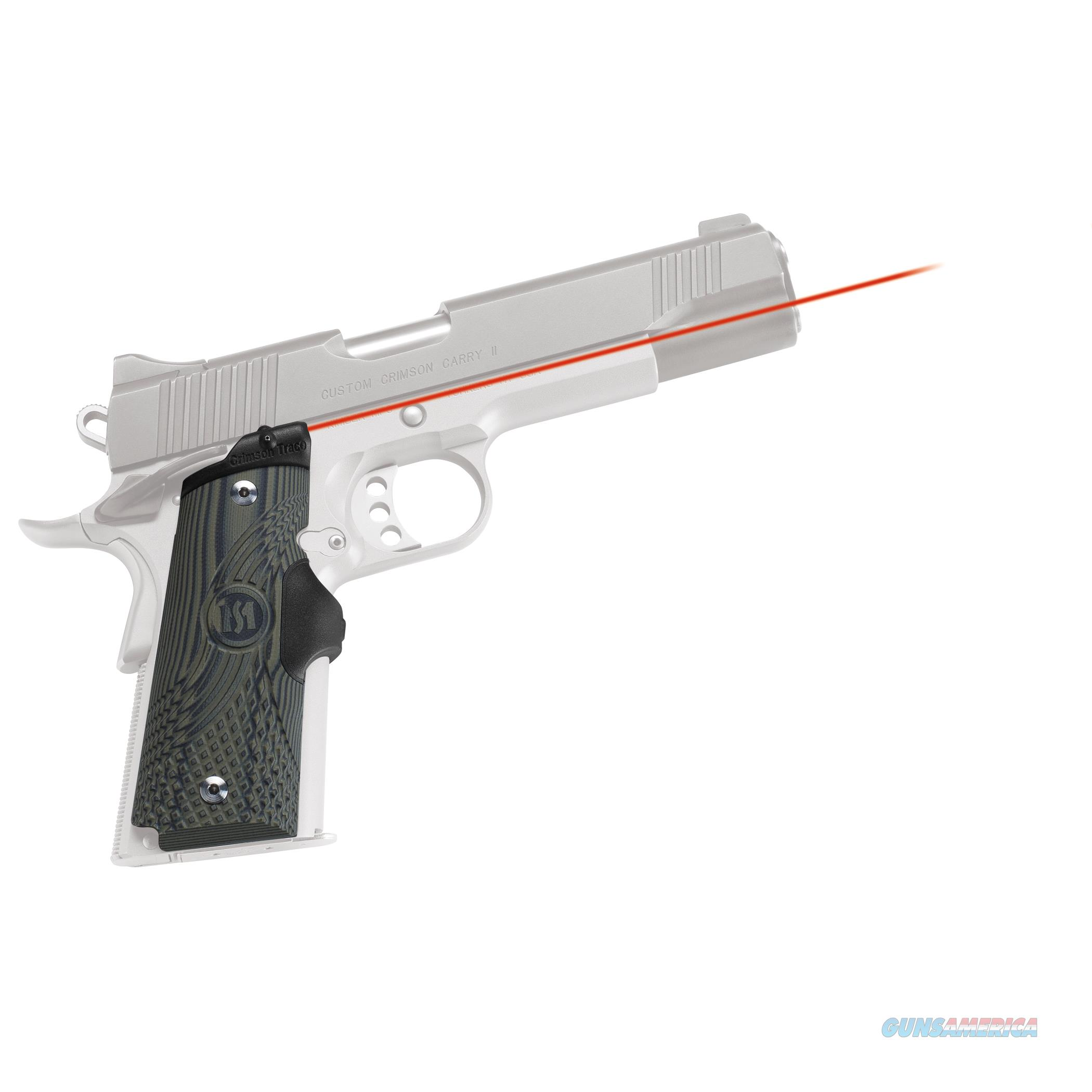 Crimson Trace 1911 Government/Commander LG-910  Non-Guns > Iron/Metal/Peep Sights