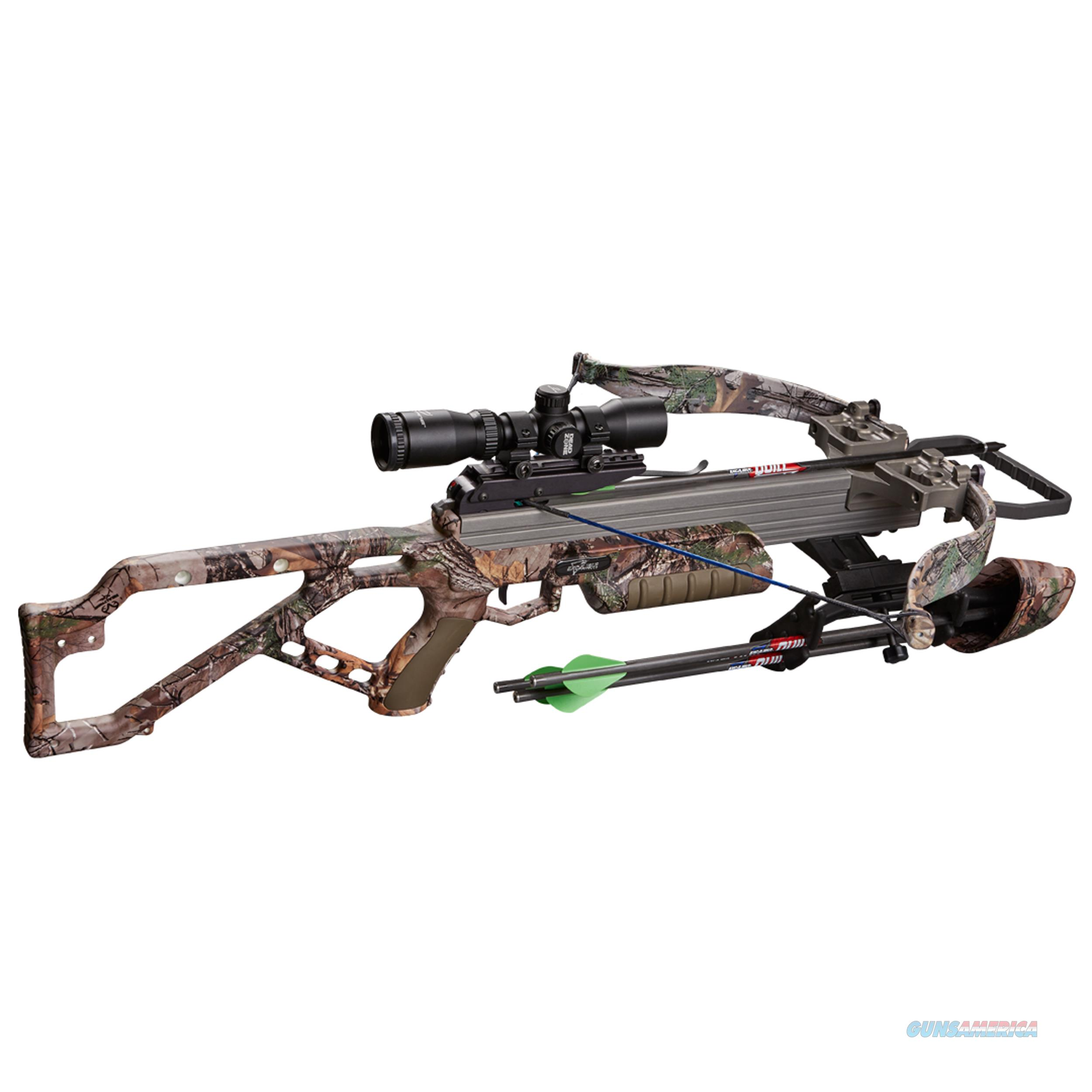 Excalibur Micro 315 With Dz Litestuff Package Realtree Xtra 3315  Non-Guns > Archery > Bows > Crossbows