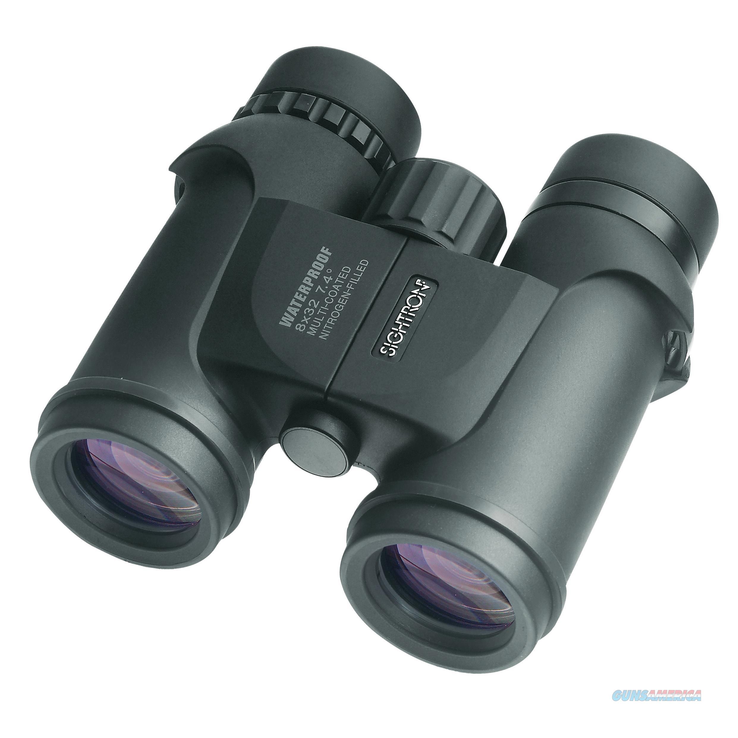 Sightron, Inc. Si Series Binocular Roof Prism 30004  Non-Guns > Scopes/Mounts/Rings & Optics > Non-Scope Optics > Binoculars