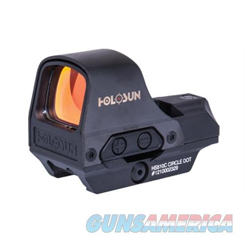 Holosun Open Reflex Dual Reticle Qr HS510C  Non-Guns > Scopes/Mounts/Rings & Optics > Mounts > Other