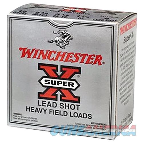 "Winchester Ammo Xu12sp7 Super-X Game & Field 12 Gauge 2.75"" 1-1/4 Oz 7.5 Shot 25 Bx/ 10 Cs XU12SP7  Non-Guns > Ammunition"