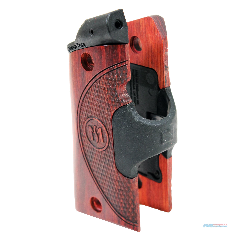 Crimson Trace Master Series Laser Grips LG-901G  Non-Guns > Iron/Metal/Peep Sights
