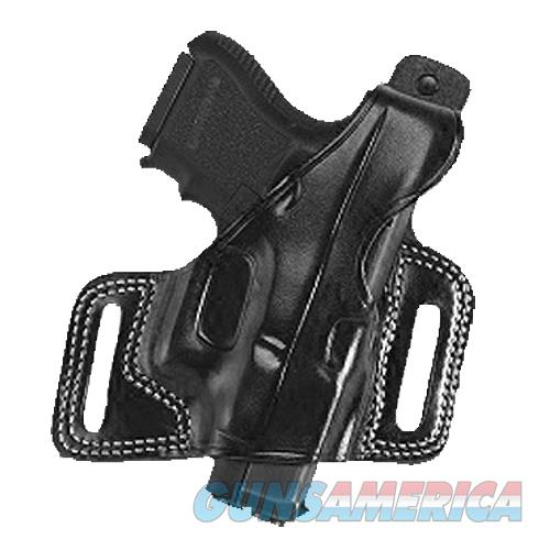 "Galco Sil126b Silhouette Auto 126B Fits Belts Up To 1.75"" Black Leather SIL126B  Non-Guns > Holsters and Gunleather > Other"