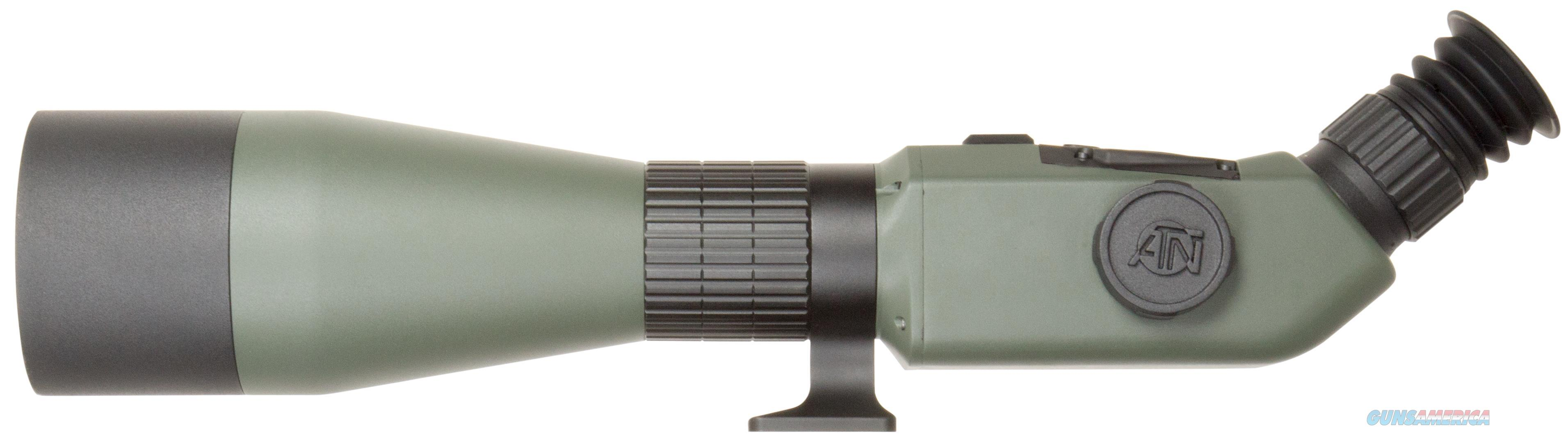 Atn Dgsshd2080 Spotting Scope Monocular 20-80X 200Mm 107 Ft @ 1000 Yds Fov DGSSHD2080  Non-Guns > Scopes/Mounts/Rings & Optics > Mounts > Other