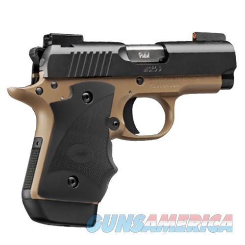 Kimber Micro 9 Desert Night (Dn) KIM3300197  Guns > Pistols > K Misc Pistols