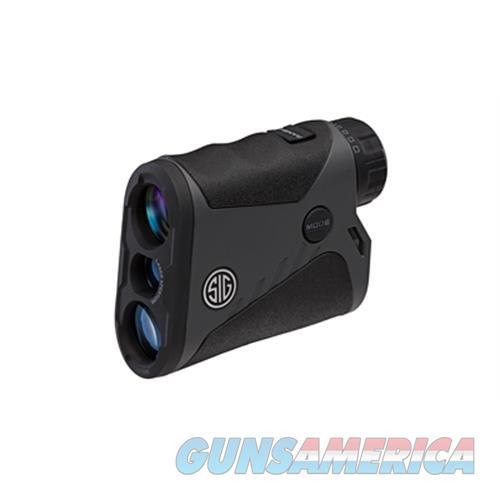 Sig Kilo1400bdx Range Finder Bt 6X20 SOK14601  Non-Guns > Scopes/Mounts/Rings & Optics > Non-Scope Optics > Rangefinders