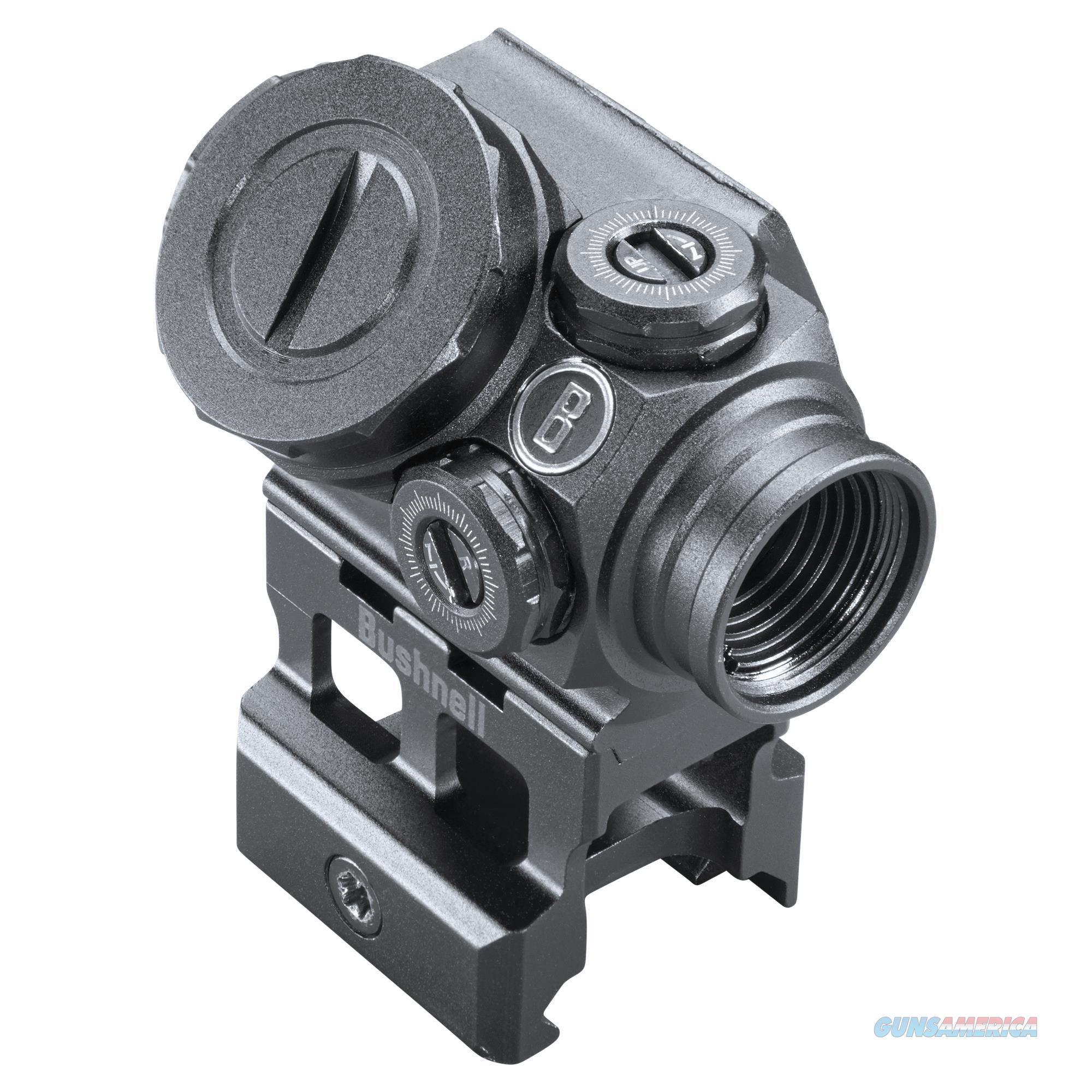 Bushnell Tac Optic Riflescope, 1X Prism Circle Dot, Picatinny Base, Box 5L BT71XPS  Non-Guns > Iron/Metal/Peep Sights