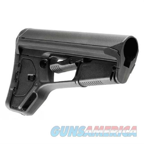Magpul Acs-L Commercial Stock, Black MAG379-BLK  Non-Guns > Gunstocks, Grips & Wood